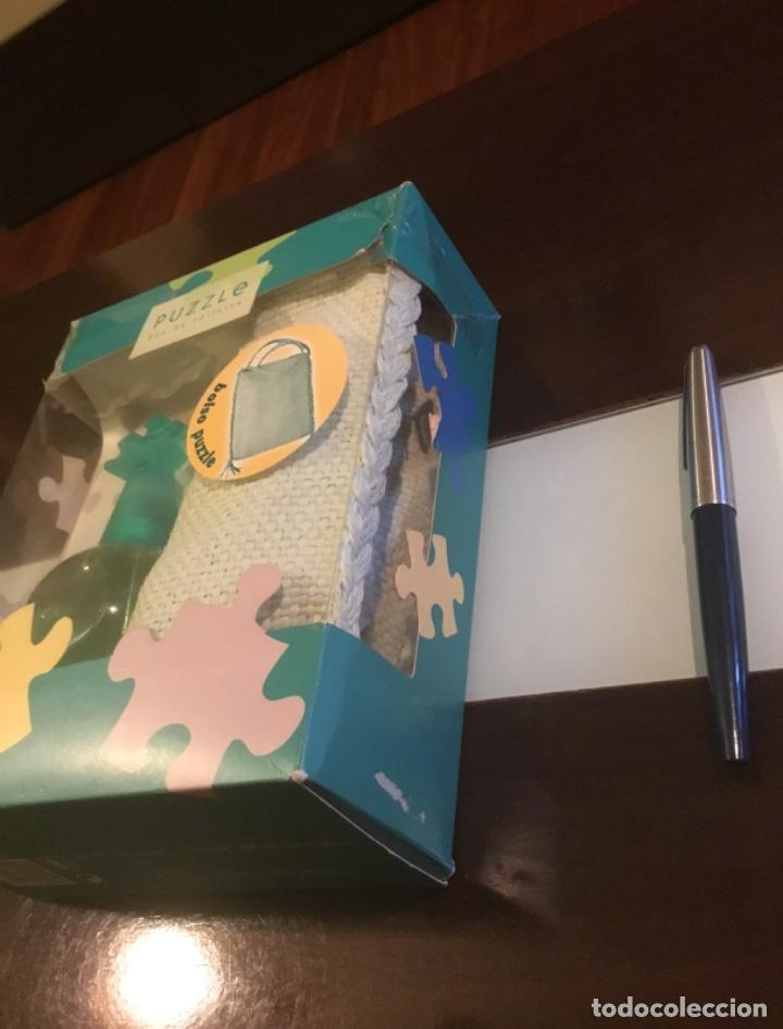 Nuevo: Atención coleccionista,colonia Puzzle de coty en su blister y con bolso de regalo - Foto 3 - 223423905