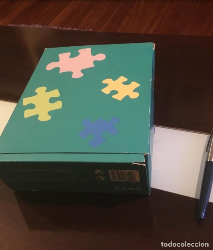 Nuevo: Atención coleccionista,colonia Puzzle de coty en su blister y con bolso de regalo - Foto 5 - 223423905