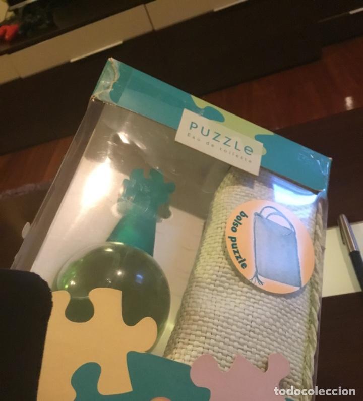Nuevo: Atención coleccionista,colonia Puzzle de coty en su blister y con bolso de regalo - Foto 7 - 223423905