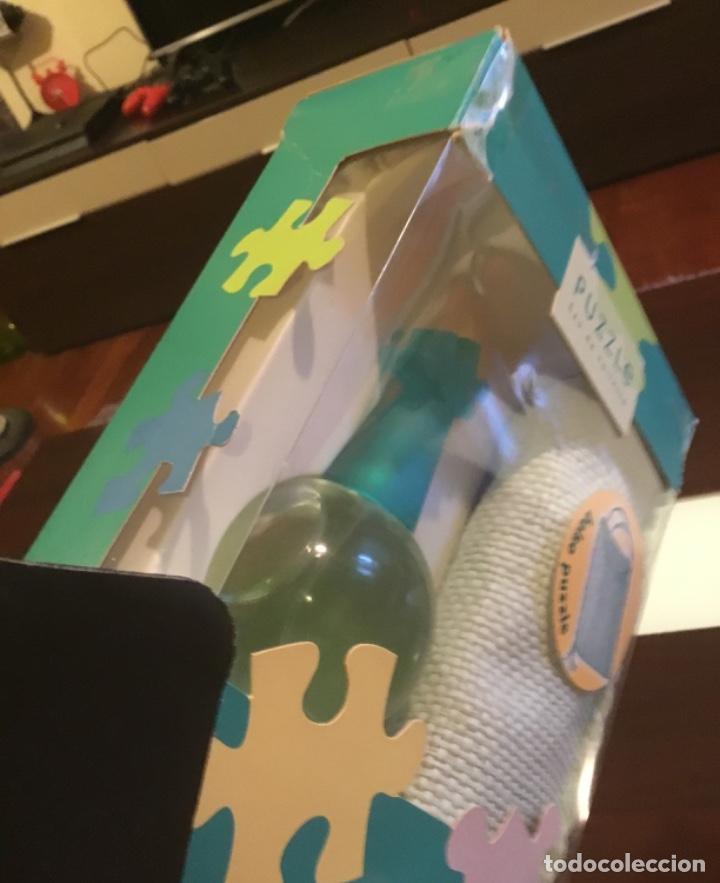 Nuevo: Atención coleccionista,colonia Puzzle de coty en su blister y con bolso de regalo - Foto 8 - 223423905