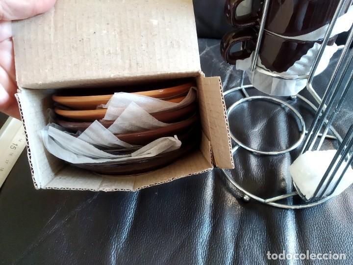 Nuevo: Juego de café con portacapsulas. NUEVO. - Foto 3 - 225287650