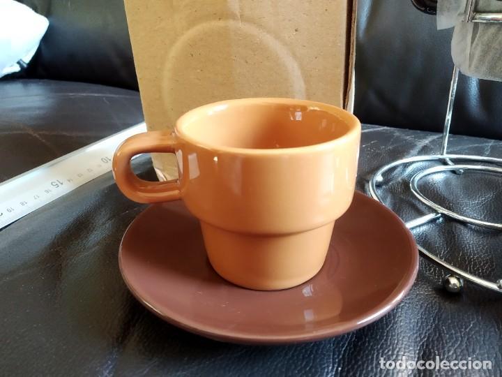 Nuevo: Juego de café con portacapsulas. NUEVO. - Foto 6 - 225287650