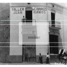 Neuf: TALLER DE CARROCERIAS DE LUJO Y TRANSPORTES DE JUAN RAMOS EN VILLARREAL. Lote 226664990