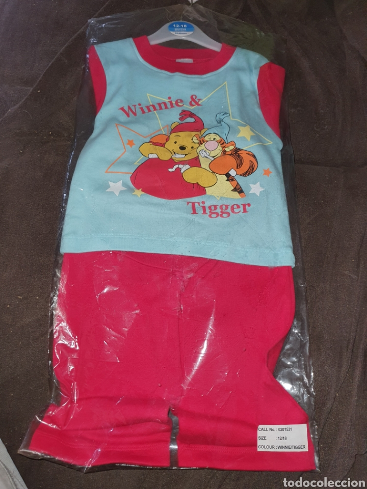 Nuevo: Pijama Winnie y Tigger - Foto 3 - 228885000