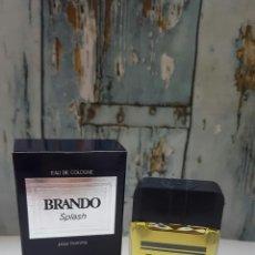 Nuevo: COLONIA BRANDO SPLASH 55 ML PARERA. Lote 232987850