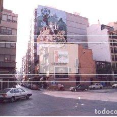 Nuovo: PLAZA CLAVE ESQUINA CALLE ENMEDIO CASTELLON ANTES DE SU DERRIBO. Lote 242851515