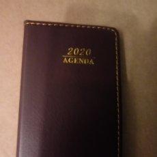 Nuevo: AGENDA AÑO 2020 BOLSILLO. Lote 244532965
