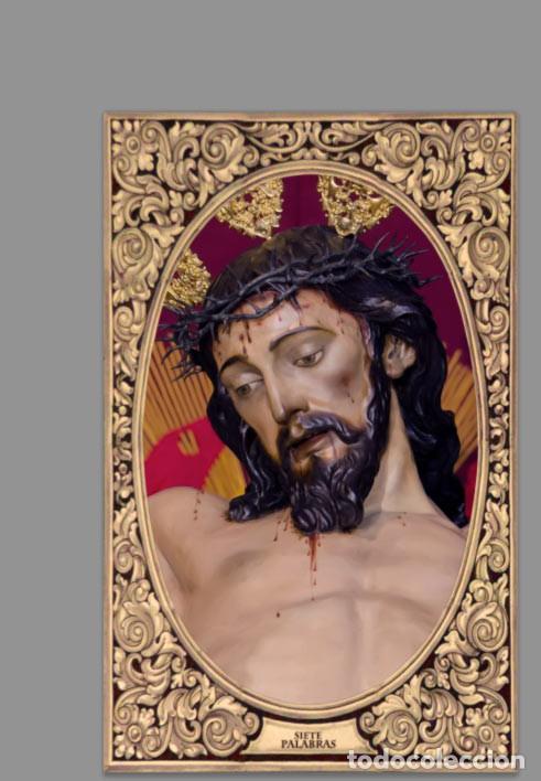 AZULEJO 20X30 CTM DEL SANTÍSIMO CRISTO DE LAS SIETE PALABRAS DE SEVILLA (Artículos Nuevos)