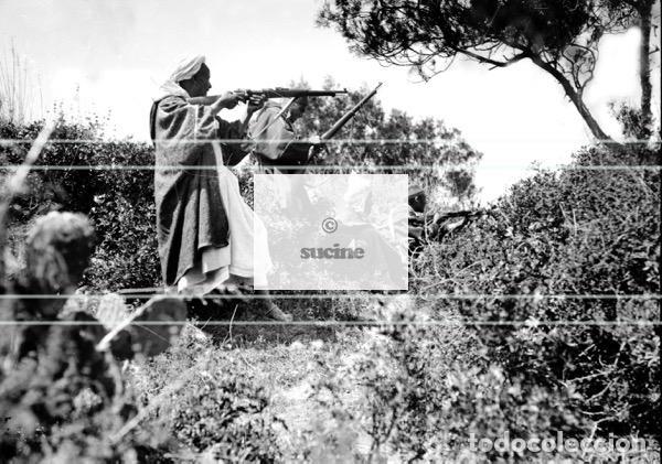 TROPAS EN LA CAMPAÑA DE AFRICA (Artículos Nuevos)
