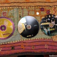 Nuevo: CDS QUE VENIAN CON LOS PRIMEROS NUMEROS DE LA REVISTA HH NATION. Lote 262013345