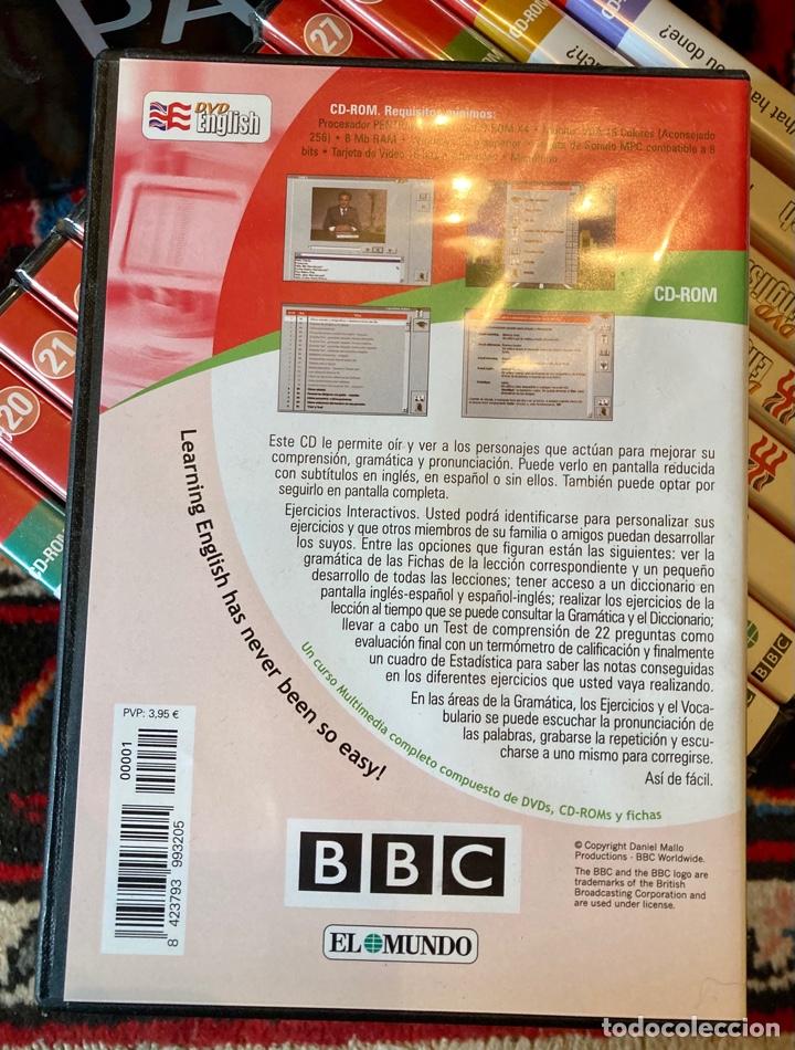 Nuevo: Curso de Inglés de la BBC , 30 DVD A estrenar - Foto 2 - 262017960