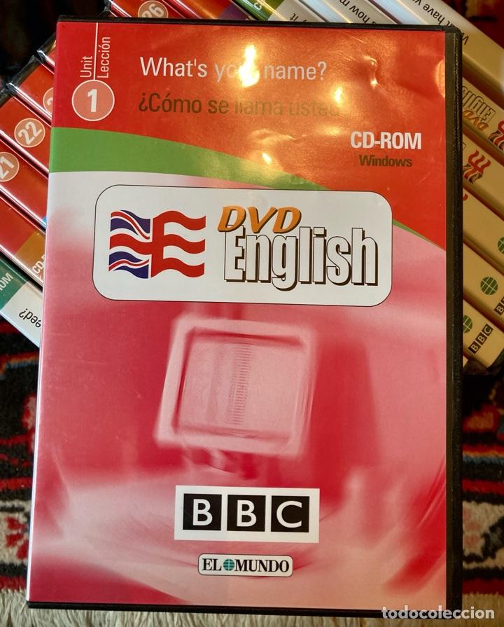 CURSO DE INGLÉS DE LA BBC , 30 DVD A ESTRENAR (Artículos Nuevos)
