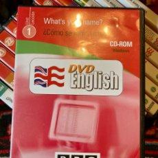 Nuevo: CURSO DE INGLÉS DE LA BBC , 30 DVD A ESTRENAR. Lote 262017960