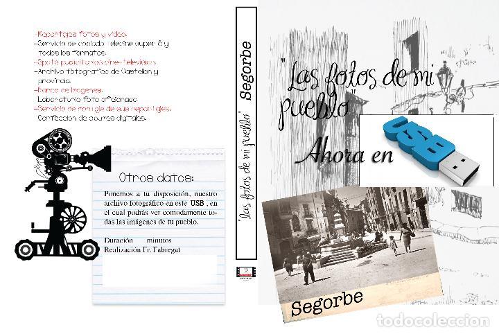 COLECCION FOTOGRAFICA DE LAS FOTOS DE MI PUEBLO EN USB SEGORBE CASTELLON (Artículos Nuevos)