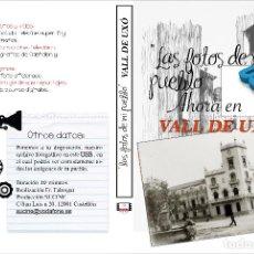 Nuevo: COLECCION FOTOGRAFICA DE LAS FOTOS DE MI PUEBLO VALL DE UXÓ CASTELLON EN USB. Lote 269483563