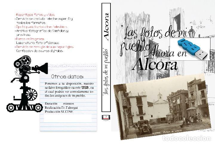COLECCION FOTOGRAFICA DE LAS FOTOS DE MI PUEBLO ALCORA CASTELLON EN USB (Artículos Nuevos)