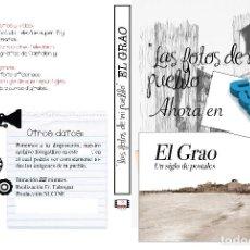 Nuevo: COLECCION FOTOGRAFICA DE LAS FOTOS DE MI PUEBLO EL GRAO DE CASTELLON EN USB. Lote 269483833