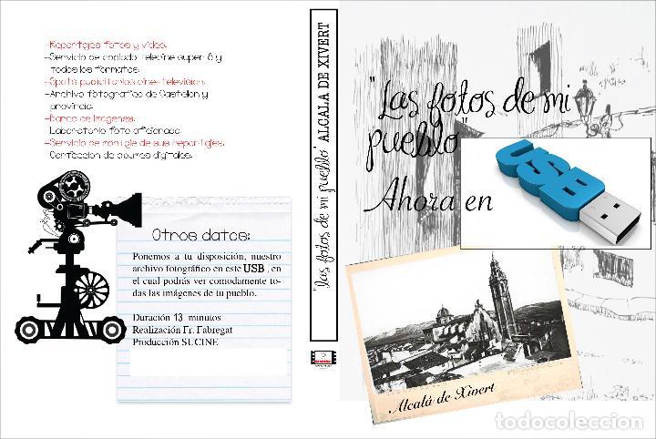 COLECCION FOTOGRAFICA DE LAS FOTOS DE MI PUEBLO ALCALA DE CHIVERT CASTELLON EN USB (Artículos Nuevos)