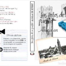 Nuevo: COLECCION FOTOGRAFICA DE LAS FOTOS DE MI PUEBLO ALCALA DE CHIVERT CASTELLON EN USB. Lote 269484013