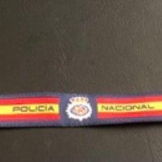 Nuevo: PULSERA POLICÍA NACIONAL CNP. Lote 279379678