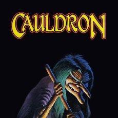 Nuevo: POSTER CAULDRON (1985). Lote 288409938