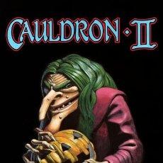 Nuevo: POSTER CAULDRON II (1986). Lote 288409958