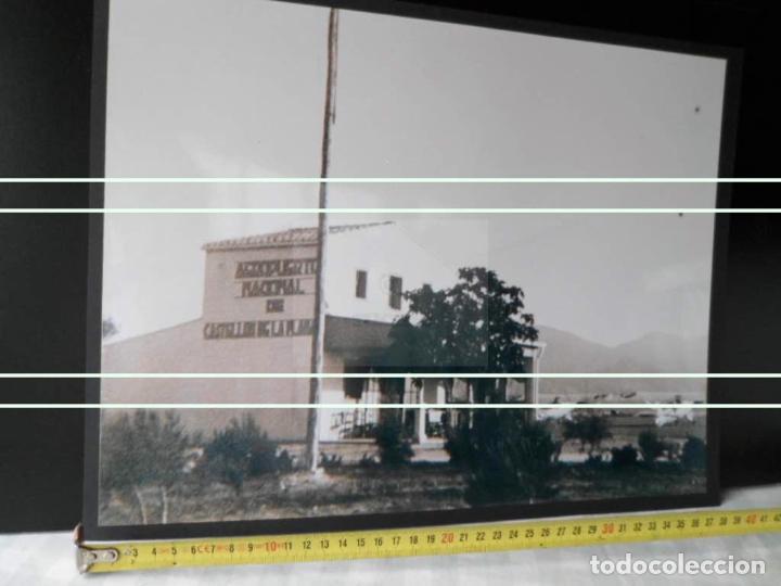 AEROPUERTO NACIONAL DE CASTELLON EN EL GRAO AÑOS 30 (Artículos Nuevos)