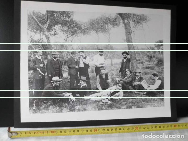 REUNION DE JOVENES EN EL PINAR DEL GRAO DE CASTELLON EN LOS AÑOS 20 (Artículos Nuevos)