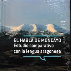 Otras Lenguas Locales: EL HABLA DE MONCAYO (LAHIGUERA ALBERICIO, D.) I.F.C. 2018. Lote 233382600