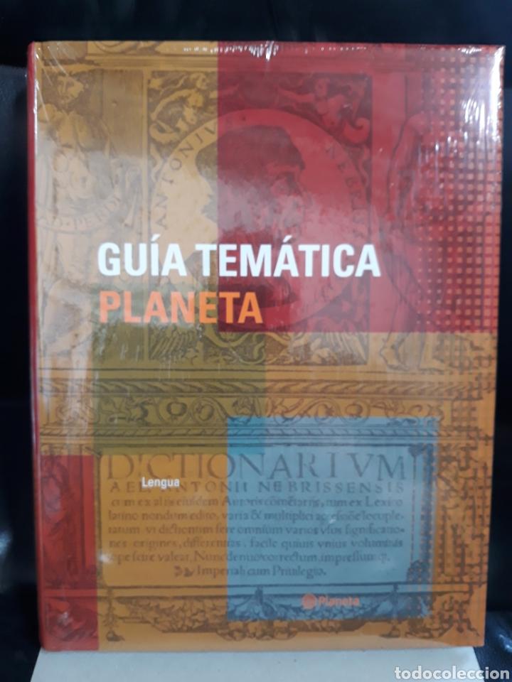 LENGUA GUIA TEMATICA PLANETA (Libros Nuevos - Idiomas - Otras lenguas locales)