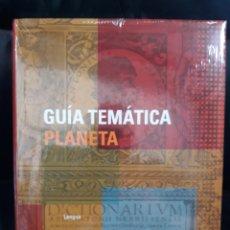 Otras Lenguas Locales: LENGUA GUIA TEMATICA PLANETA. Lote 170182562