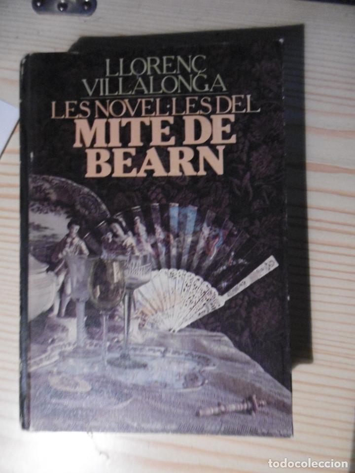 LLORENC VILLALONGA-LES NOVEL.LES DE MITE BEARN (Libros Nuevos - Idiomas - Otras lenguas locales)