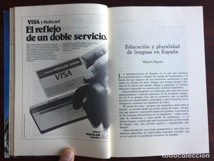 Otras Lenguas Locales: Revista de Occidente. El bilingüismo Problema y Realidad. Desarrollo del bilingüismo en España - Foto 5 - 182226275