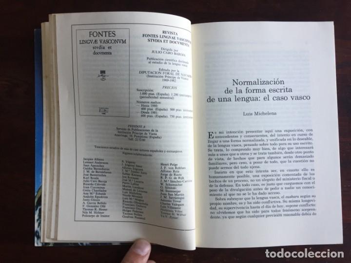 Otras Lenguas Locales: Revista de Occidente. El bilingüismo Problema y Realidad. Desarrollo del bilingüismo en España - Foto 6 - 182226275