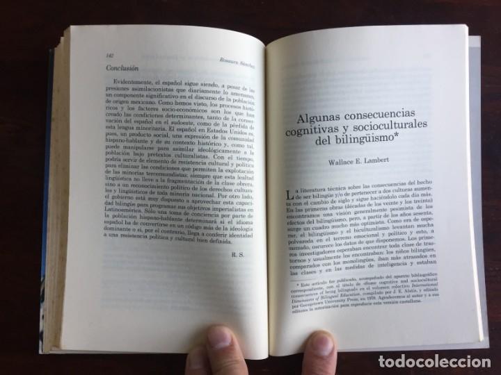 Otras Lenguas Locales: Revista de Occidente. El bilingüismo Problema y Realidad. Desarrollo del bilingüismo en España - Foto 9 - 182226275