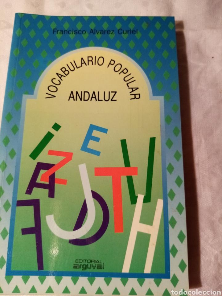 VOCABULARIO POPULAR ANDALUZ (Libros Nuevos - Idiomas - Otras lenguas locales)