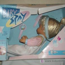 Otras Muñecas de Famosa: BABY SPAY DE FAMOSA,BEBÉ ESPACIAL,CAJA ORIGINAL,AÑOS 70 U 80. Lote 26117075
