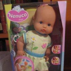 Otras Muñecas de Famosa: NENUCO PRIMEROS PASOS, NIÑA, DE FAMOSA , NUEVO, . Lote 27490875