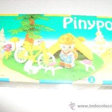 Otras Muñecas de Famosa: PINYPON CAJA PINYPON NUEVA A ESTRENAR . Lote 14825421
