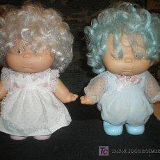 Otras Muñecas de Famosa: PAREJA DE MUÑECAS DESCONOCIDAS DE FAMOSA , TODO ORIGINAL, VER FOTOS. Lote 20027287