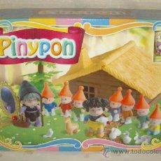 Otras Muñecas de Famosa: PINYPON DE FAMOSA,CUENTO DE BLANCANIEVES,CAJA ORIGINAL,2003,A ESTRENAR. Lote 25251185