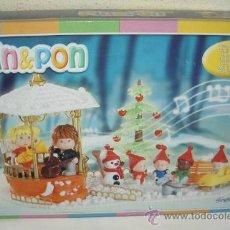 Otras Muñecas de Famosa: PINYPON VILLANCICO MUSICAL,AÑO 2006,CAJA ORIGINAL,A ESTRENAR. Lote 25962373