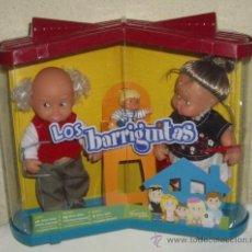 Otras Muñecas de Famosa: BARRIGUITAS,ABUELO,ABUELA Y NIETO,AÑO 2007,CAJA ORIGINAL,A ESTRENAR. Lote 26096374