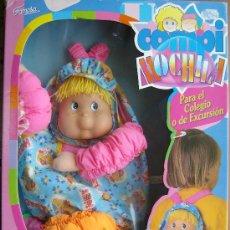 Otras Muñecas de Famosa: COMPI MOCHILA DE FAMOSA. Lote 27255043
