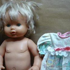 Otras Muñecas de Famosa: MUÑECO NENUCO - FAMOSA MADE IN SPAIN - + VESTIDO ORIGINAL AÑOS 70S . Lote 26443410