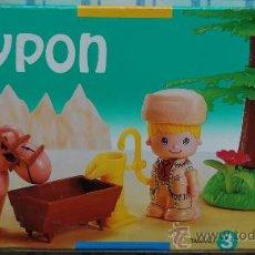 Otras Muñecas de Famosa: PIN Y PON PINYPON DE FAMOSA EXPLORADOR NUEVO EN CAJA. Lote 26387356