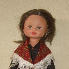 Otras Muñecas de Famosa: BEGOÑA DE FAMOSA,AÑOS 60,TRAJE REGIONAL. Lote 19856272