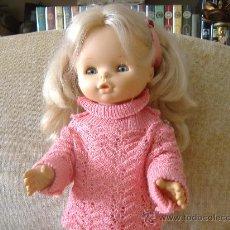 Otras Muñecas de Famosa: MUÑECA CAROL HABLADORA DE FAMOSA AÑOS 70. Lote 20969580