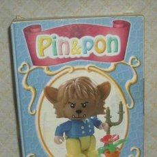 Otras Muñecas de Famosa: PINYPON LOBO FEROZ,FAMOSA,2004,CAJA ORIGINAL,A ESTRENAR. Lote 22639323