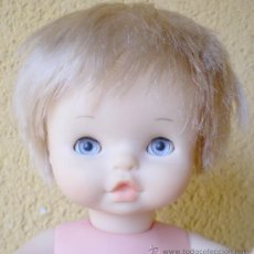 Otras Muñecas de Famosa: MUÑECA CHIQUITINA DE FAMOSA AÑOS 70, OJOS AZULES. Lote 26932739